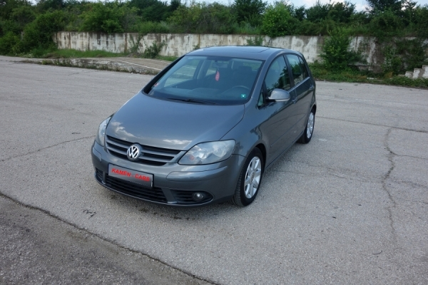 VW Golf 5+ 2.0TDI